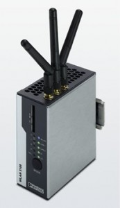 High speed WLAN access point