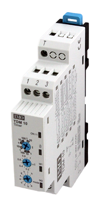 imo din rail timers