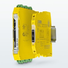Highly compact PSRmini safety relays with force-guided contacts