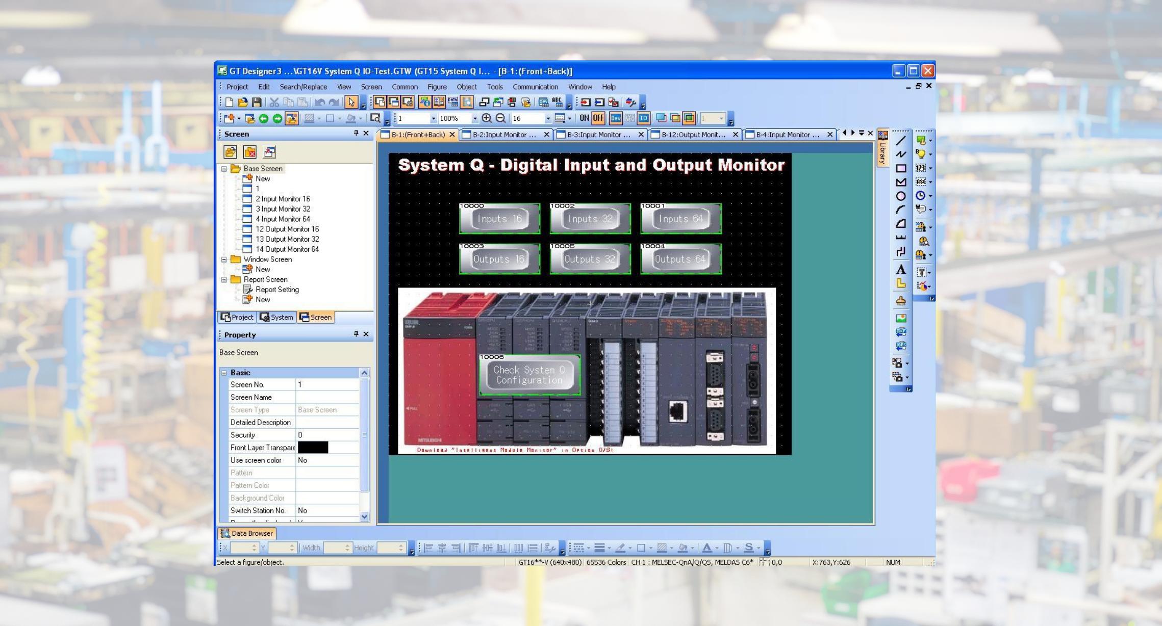 GT Designer3 Software