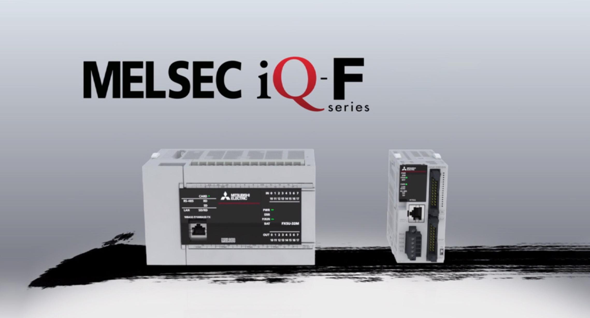 Mitsubishi Electric MELSEC iQ-F