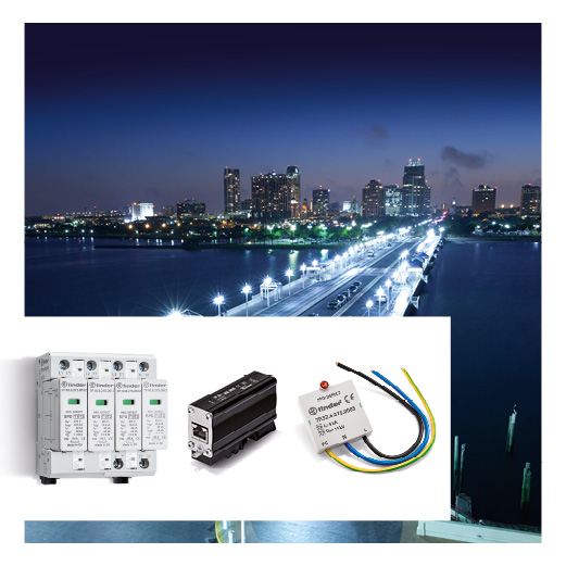 Finder Surge Protection